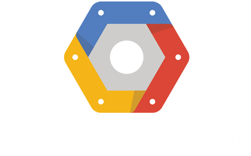 the logo of google's cloud platform marketplace, where you can get started for free with scaidata's self-service scaiplatform for cloud business intelligence and data management and connect to your existing cloud sql data sources